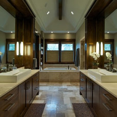 Contemporary Bathroom by Nordby Design Studio, Architecture & Interiors LLC