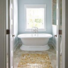 Beach Style Bathroom by Glenn Layton Homes