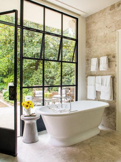 10 hem som visar varför det är helt rätt med svarta fönster i ...