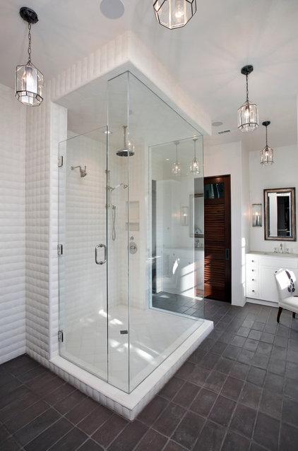 Traditional Bathroom by Matthew Bolt Graphic Design