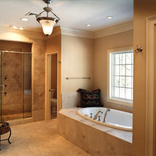 Traditional Bathroom by Michael R. Berta, AIA Architecture & Planning