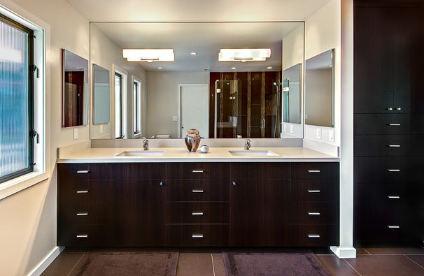 Traditional Bathroom by Sonoma Real Estate Photography