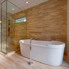 contemporary bathroom by Revival Arts | Architectural Photography
