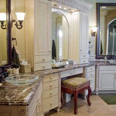 Traditional Bathroom by PCM Inc