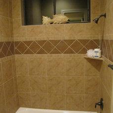 Traditional Bathroom by River Hills Custom Homes