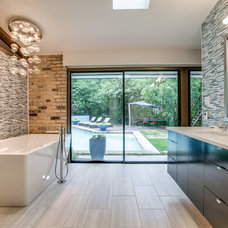 Contemporary Bathroom by Shoot2Sell.net