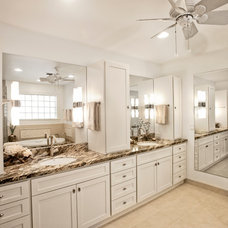 Traditional Bathroom by RD Architecture, LLC