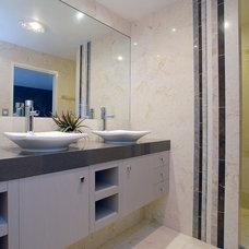 Contemporary Bathroom by Black Sheep Design Qld Pty Ltd