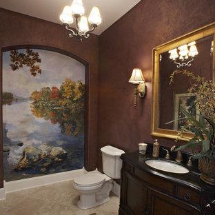 burgundy bathroom ideas houzz rh houzz com