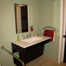 Contemporary Bathroom by Invisia