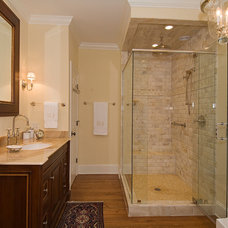 Traditional Bathroom by Baxter Interiors