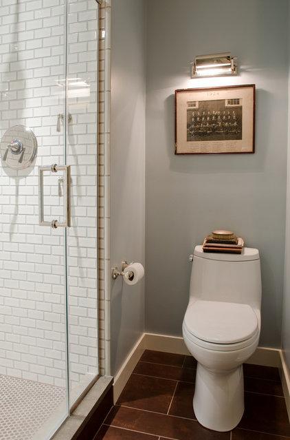 Contemporary Bathroom by Kristina Crestin Design