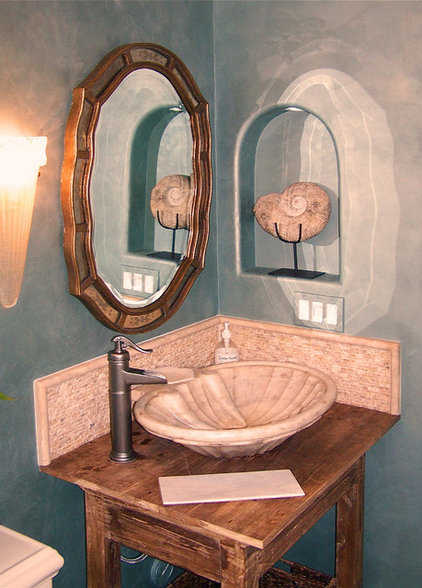 Beach Style Bathroom by Irene Turner: Real Estate Sonoma Style™