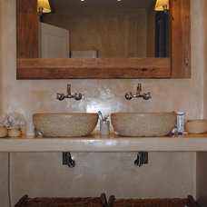 Mediterranean Bathroom by Beautiful Homes Interior Design and Decoration
