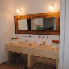 Mediterranean Bathroom by Beautiful Homes Interior Design and Decoration