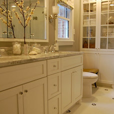 Eclectic Bathroom by SR Design Group, Inc.