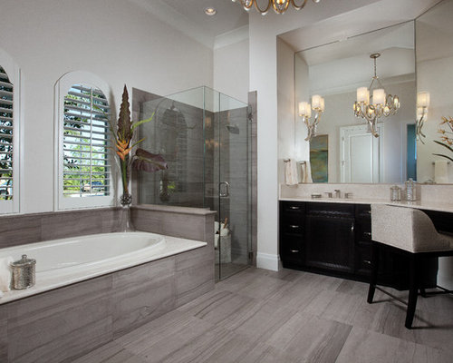 Nice Grey Bathroom Tiles : Emser strands tile home design ideas pictures remodel