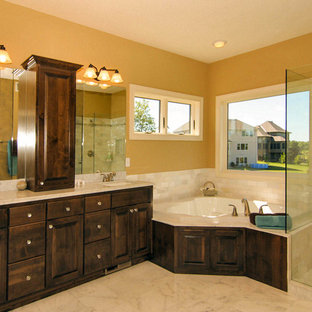 Cultured Marble Whirlpool Tub | Houzz