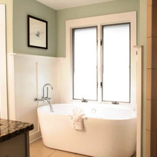 Contemporary Bathroom by Dullea and Associates Inc.