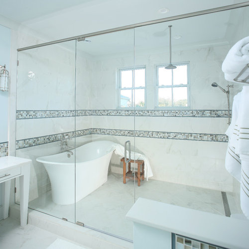 Tub Inside Shower Houzz