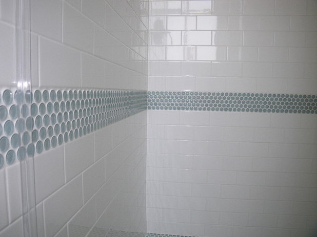 Shower Floor Tiles Which Why And How: Why Use Penny Tiles In Your Bathroom?