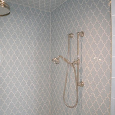 Bathroom by Buckhannon Brothers Tile