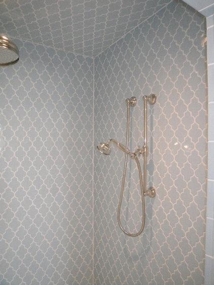 Bathroom by Buckhannon Brothers Tile