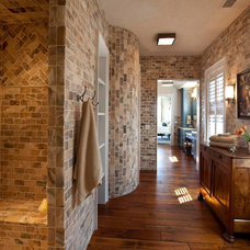 Rustic Bathroom by Phillip W Smith General Contractor, Inc.