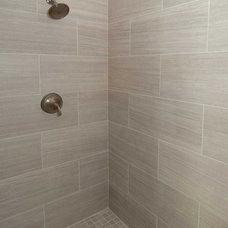 Contemporary Bathroom by Zimmerman Interiors