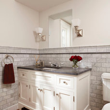 Traditional Bathroom by Welch Forsman Associates