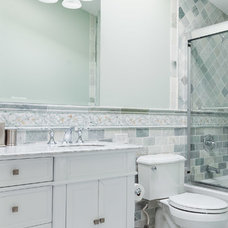 Contemporary Bathroom by Hyland Homes