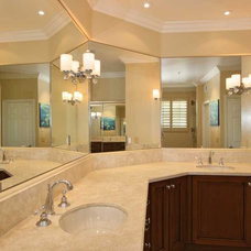 Traditional Kitchen by ITALIAN KITCHEN CABINETS IN SAN DIEGO