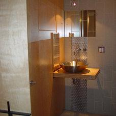 Contemporary Bathroom by Murphy & Co. Design