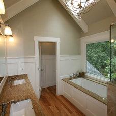 Contemporary Bathroom by Keystone Remodeling Grp, LLC