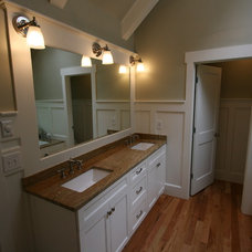Contemporary Bathroom by Keystone Remodeling Grp, LLC