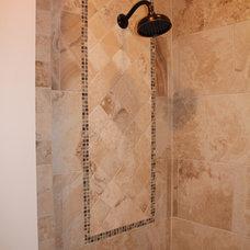 Traditional Bathroom by McKinney Homes LLC