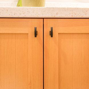 Jack & Jill Bathroom 1 - Cabinet and Handles