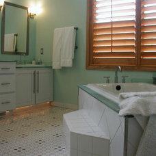 Traditional Bathroom by Ironwood Custom Builders, Inc