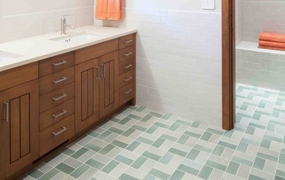 Great Home Project: Install a New Tile Floor