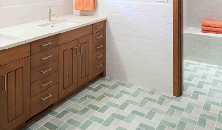 Bathroom Tile on Houzz: Tips From the Experts