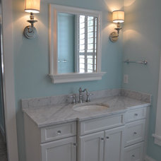 Traditional Bathroom by JacksonBuilt Custom Homes