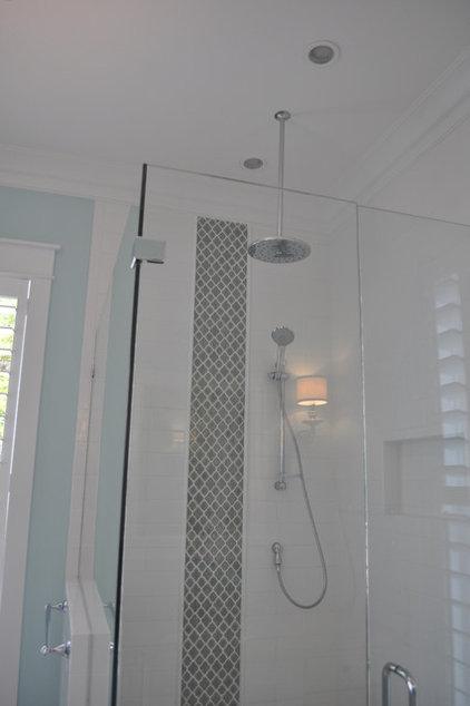 Traditional Bathroom by JacksonBuilt Custom Homes