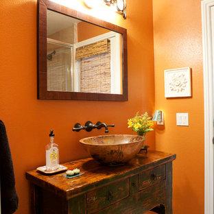 Orange Walls Pictures Ideas