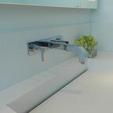 Contemporary Bathroom by 2id Interiors