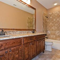 Traditional Bathroom by Designer