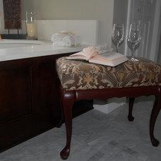 Contemporary Bathroom by SR Design Group, Inc.