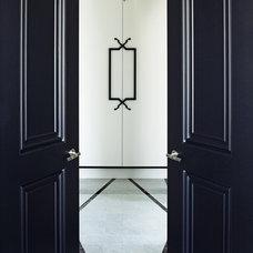Modern Bathroom by Jamie Herzlinger