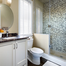 Traditional Bathroom by Jane Lockhart Interior Design