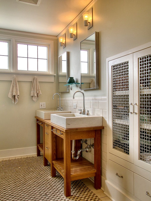 Rectangular Bathroom Ideas Houzz