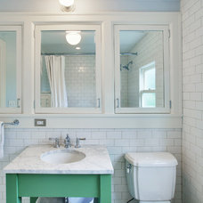 Traditional Bathroom by J.A.S. Design-Build
